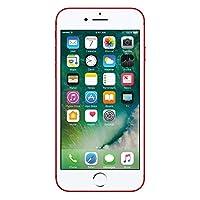 Apple iPhone 7 Plus, GSM Unlocked, 128GB - Red (Refurbished)