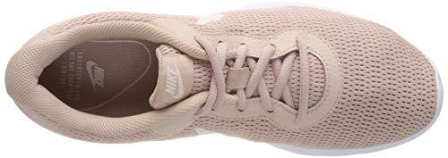 Mujer Beige Wmns Para Zapatillas Tanjun phantom Nike white Multicolor Running 202 De particle Fz6RwY