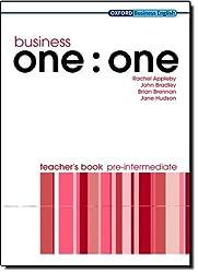Business one:one Pre-intermediate: Teacher's Book