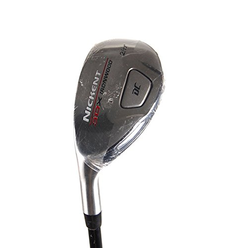 New Nickent 3DX Hybrid #2 17 Grafalloy R-Flex Graphite LEFT HANDED