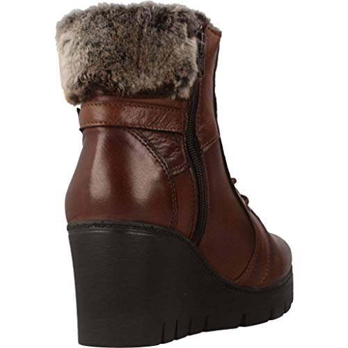 66561C Brown Brown Brand Model Boots Boots Womens Carmela Brown Womens Colour 4waUnFAq