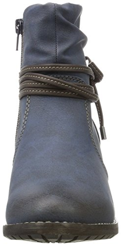 Blau Dk 253 Cowboy Banani Women's Bruno Boots 545 Denim ZxPfwqnU