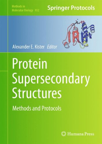 Protein Supersecondary Structures (Methods in Molecular Biology)