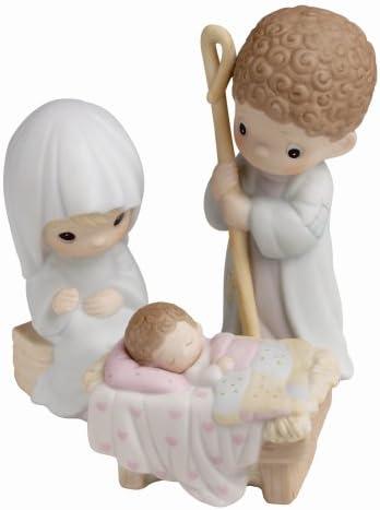 Precious Moments Nativity Series, Come Let Us Adore Him