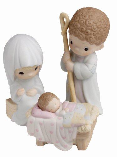 Precious Moments Nativity Series, Come Let Us Adore Him by Precious Moments