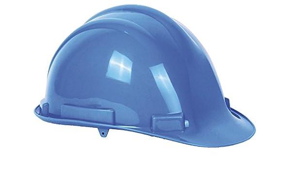 Cofan 11000172 Casco Ingeniero con regulador, Azul: Amazon.es: Bricolaje y herramientas