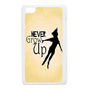 [H-DIY CASE] FOR IPod Touch 4th -Peter Pan -Never Grow Up -Take Me to The Neverland-CASE-11