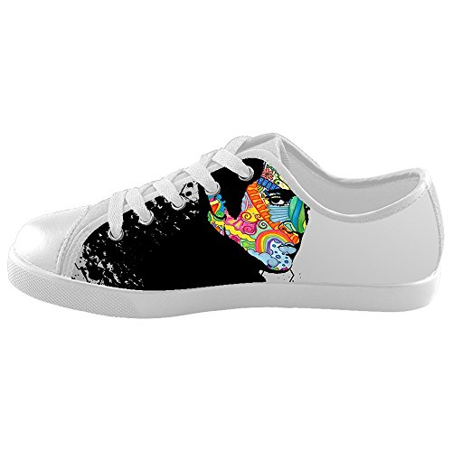 [DONGMEN Custom Elvis Presley Kid's Canvas Shoes Girls/Boys Unisex] (Young Elvis Presley Costumes)
