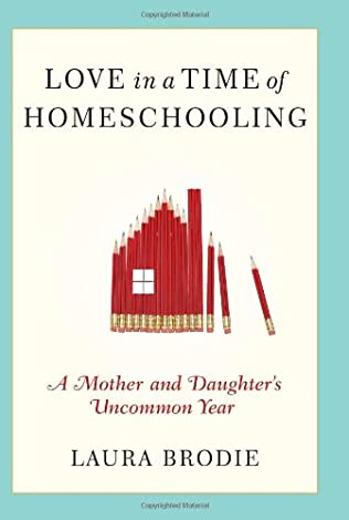 book cover of Love in a Time of Homeschooling