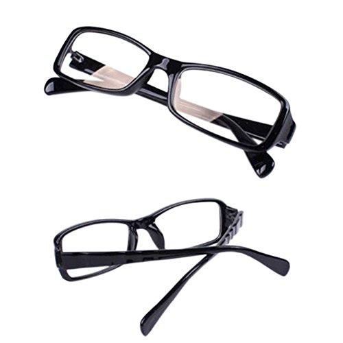 Goggle fatigue Anti Brillant rayonnement Lunettes Mode Des Lumière Homme Clair femme Xinvision Lentille Anti Anti Bleue Noir 7xUF4tw