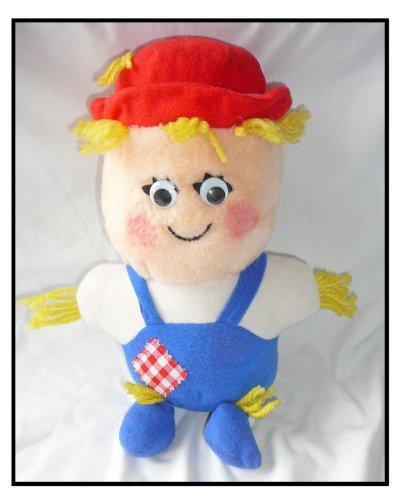 Trudy Toys (Del Monte Country Yumkin Shoo-Shoo Scarecrow 13
