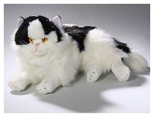 "Bocchetta Plush Toys Cat Kitten Soft Plush Toy 13""/33cm Wood"