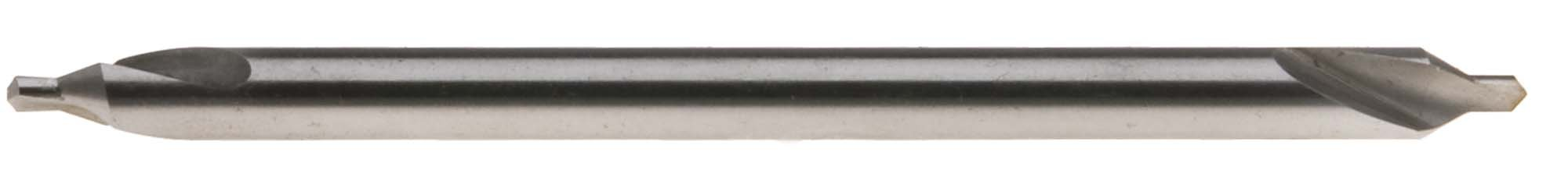 CDL-3-6#3x6'' Long Combined Drill and Countersink, High Speed Steel