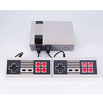 Retro 8 Bit Mini Entertainment System Game Console W Built In Games