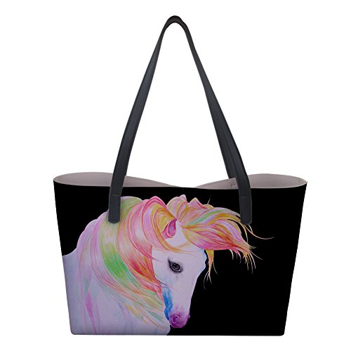 Horse Femme L Cabas Print2 Nopersonality wRqFg4Y7xn