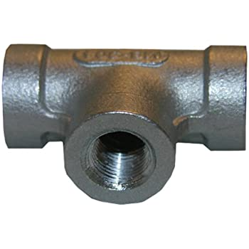 LASCO 32-2909 3//4-Inch Female Pipe Thread Type 304 Stainless Steel Union