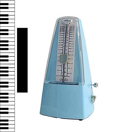 Estilo vintage Mecánico Metrónomo Temporizador Universal de Instrumentos Musicales para Guitarra Piano Violín Accesorios de Instrumentos