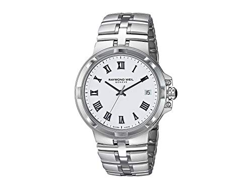 Raymond Weil Parsifal Stainless Steel Mens Watch 5580-ST-00300