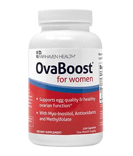 OvaBoost Fertility Supplement Myo-Inositol