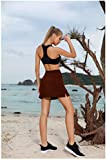 Women's Active Athletic Skirt Sports Golf Tennis