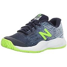New Balance Kids' Hard Court Kc996v3 Tennis-Shoes