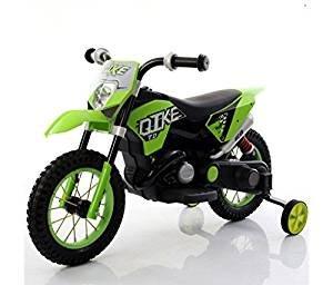 Buy Brunte Ktm Duke Battery Operated Ride On Bike Green Online At
