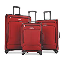 American Tourister Pop Max 3PC Set (SP21/25/29) (Red)