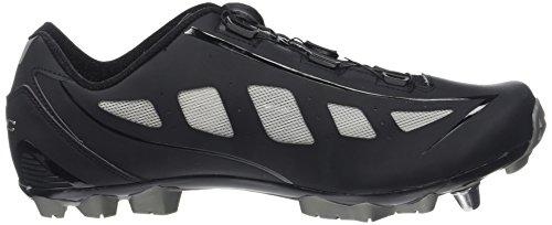 Pro XLC XLC nero CB Pro nbsp;adulto M08 grigio MTB Shoes qHgExvw