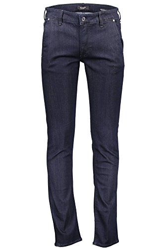 GUESS Jeans M73A81D2N60 Denim Jeans Hombre BLU SKNI 33