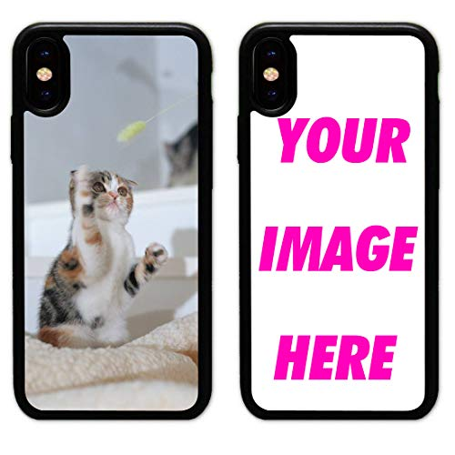 Customized Phone Case for Apple iPhone Xs Max,Personalized Phone Case,Make Your Own Phone Case (for iPhone Xs Max)