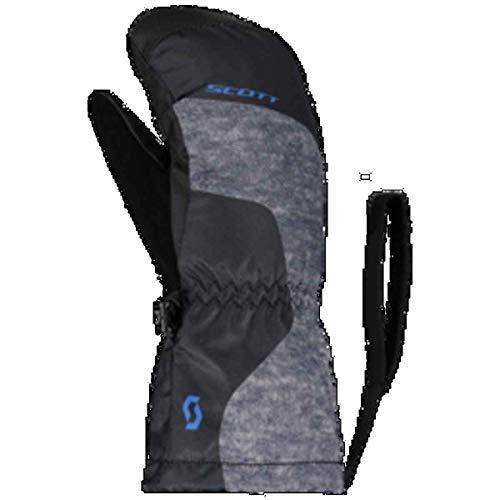 Scott Sports Mitten JR Ultimate (Black/Blue - XL)