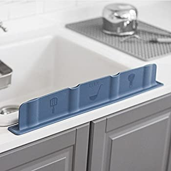 kitchen sink splash guard home silicon kitchen sink water splash 5949
