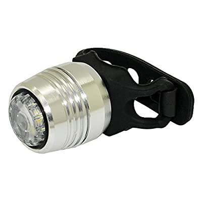Aokay USB Rechargeable LED Bike Light Bright Waterproof Lamp Safety Helmet Headlight Cycling Bicycle Back Tail Rear Front Light Flashlight Durable Aluminum Housing