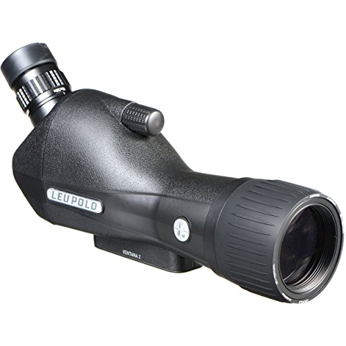 Leupold SX-1 Ventana 2 Spotting Scope 15-45x60mm Angled Blac