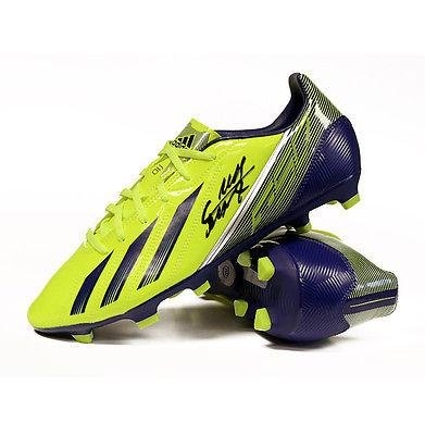 Luis Suarez Hand Signed Adidas F50 Football Boot - Electricity - Autographed  Soccer Cleats at Amazon s Sports Collectibles Store d446a5d87