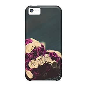 New Design Shatterproof CQwuLye6924buBpt Case For Samsung Note 4 Cover (roses Heart)