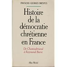 Hist.democratie chretienne..