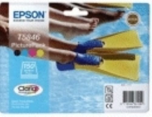 Epson T584640 PicturePack PictureMate 240 280 Inkjet Tintenpatrone Original