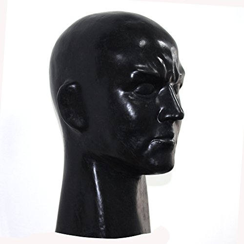 rubber hood mask - 2