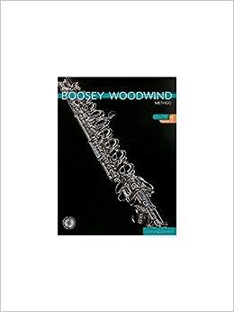 Cd* Musical Instruments & Gear Boosey Woodwind Method Flute Book 1