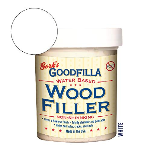 Water-Based Wood Grain Filler