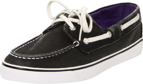 Sperry Top-Sider Biscayne Women's Flats & Oxfords Black Size 5 M
