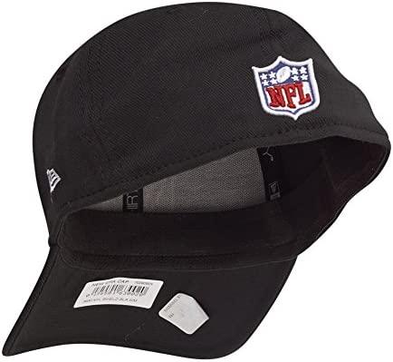 Gorra de la National Football League (3930) de New Era (negro y ...