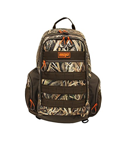 MOJO Outdoors Single Decoy Bag - Duck Hunting Backpack - Fits 1 Motion Decoy and Accessories (New)