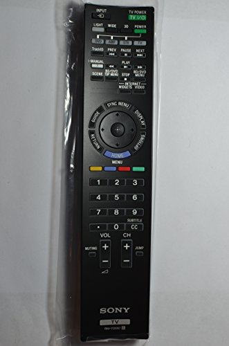Price comparison product image Original Sony Bravia LCD LED Smart TV Remote Control RM-YD067 Supplied with models: XBR-55HX920 XBR-65HX920