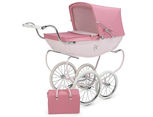 Silver Cross Chatsworth Doll Pram Rose