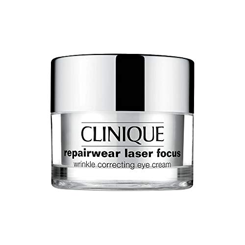 Clinique Repairwear Laser Focus Wrinkle Correcting Eye Cream, 0.5 Ounce