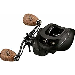 13 Fishing Concept A3 6.3:1 Gear Ratio Fishing Reels, Size 300, Right Hand, Black