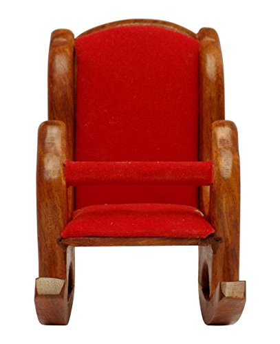 Crafts'man Beautiful Wooden Chair Shape Mobile Phone Holder/Stand…