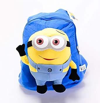 Despicable Me2 - Minion Plush Backpack School Bag - Dave